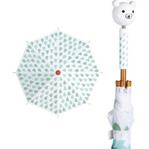 Parapluie enfant Ours blanc Shinzi Katoh - Vilac