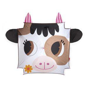 Parapluie enfant Vache noir et blanc - Janod