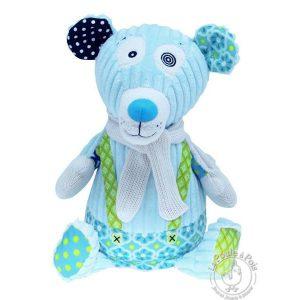 Ours polaire en peluche pour enfant