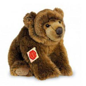 Ours brun en peluche pour enfant