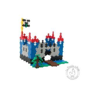 Jeu de construction chateau chevalier