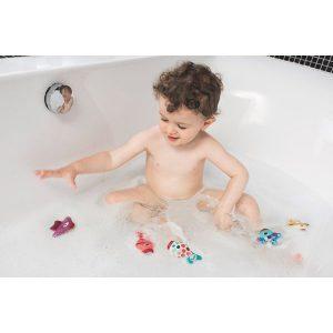 Jouet de bain enfant poissons