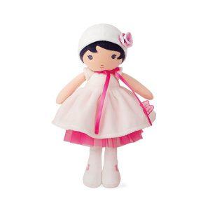 Poupée rose pour petite fille