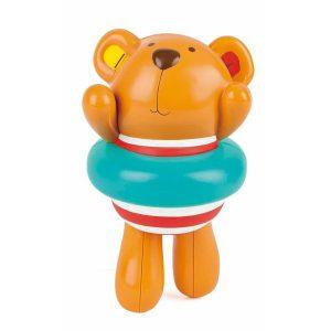 Jouet enfant ours nage baignoire - Hape