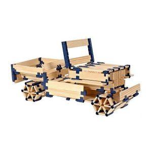 Création en bois voiture Tomtect