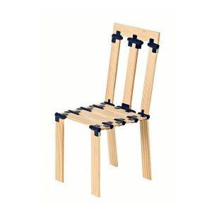 Idée de construction planchette bois