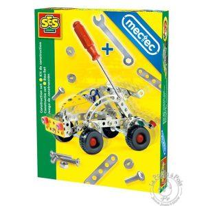 Kit de construction en métal - Jouet enfant