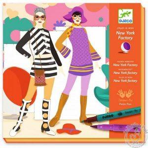 Loisirs créatifs fille Atelier de mode stylisme