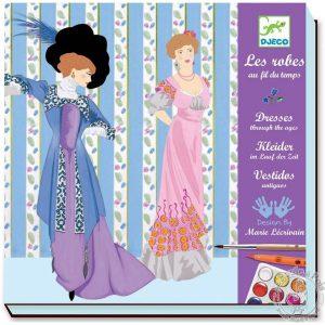Création de robes de soirée Loisirs créatifs filles