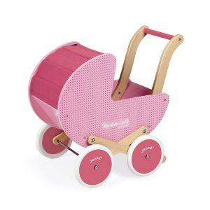 Landau chariot de marche fille poupée