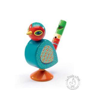 Sifflet oiseau siffleur instrument musique enfant