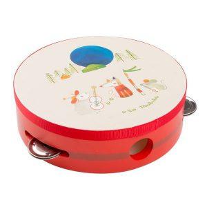 Tambourin pour enfant Instrument de musique