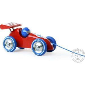 Voiture à tirer voiture à trainer pour enfant
